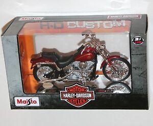 Maisto-Harley-Davidson-1984-FXST-Softail-Model-Scale-1-18