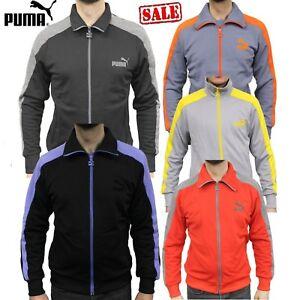 PUMA-Mens-LS-Eagle-Point-Sports-Track-Jackets-Sweatshirts-Jumpers-Tops-UK-Size