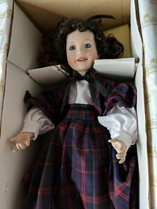 1994 Ashton Drake Galleries JO Doll By Wendy Lawson Little Women Collection
