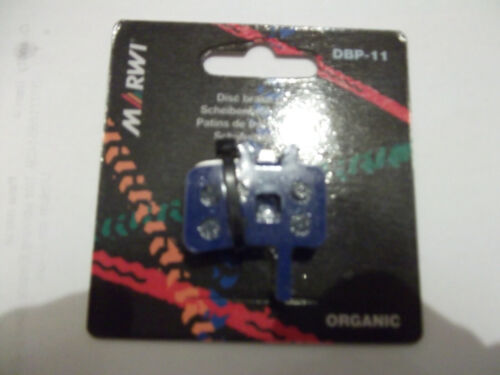 New Union MARWI Bike Cycle Disc Brake Pads Hayes Magura Tektro Shimano Hope
