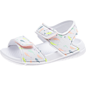 Details about Adidas Inftants Girls AltaSwim Pool Sandals Beach Strap Kids  Swimming F34793 New