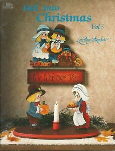 Viking Christmas.Details About Fall Into Christmas Vol 5 By Lou Ann Stenberg Tole Painting Viking Publications