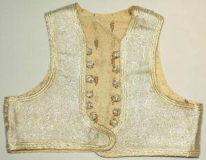 VINTAGE-Balkan-folk-costume-vest-from-Kosovo-rare-ethnic-Ottoman-Albanian-dress