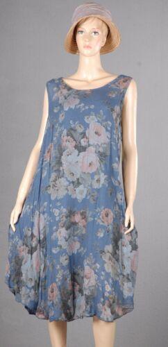 85 LA PLAGE TUNIQUE robe d/'été 2tlg.set robe UNTERTOP Tunique Shirt 44 46 48 50