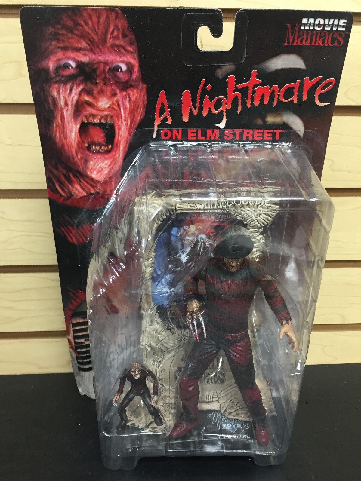 Freddy Krueger A Nightmare on Elm Street VARIANT Action Figure BLOOD SPLATTER