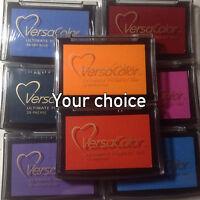 Tsukineko Versacolor Ink Pads - Your Choice (1 Of 2 Listings) -