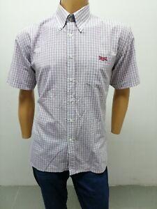Camicia-LONSDALE-Uomo-taglia-size-XXL-shirt-man-chemise-maglia-polo-cotone-p5910