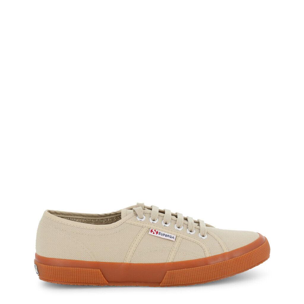 shoes SUPERGA men women UNISEX 2750-COTU-CLASSIC_S000010-G37_TAUPE-FGUM GOMMA