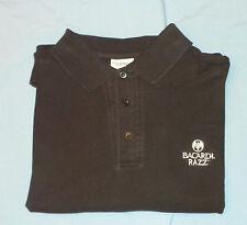 Bacardi Razz Large Black Polo