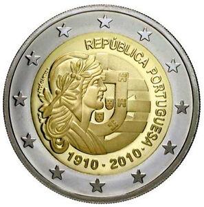 2 EURO Portogallo 2010 - 100° Rep. Portoghese L8QdOriw-07134324-275899562
