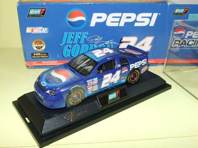 CHEVROLET MONTE CARLO NASCAR NASCAR NASCAR 1999 PEPSI RACING J. GORDON REVELL d66c18