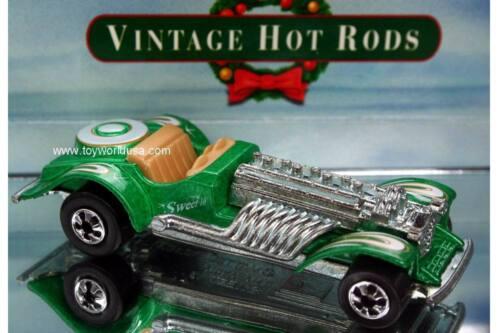 2000 Hot Wheels Avon Exclusive Vintage Hot Rods Sweet 16