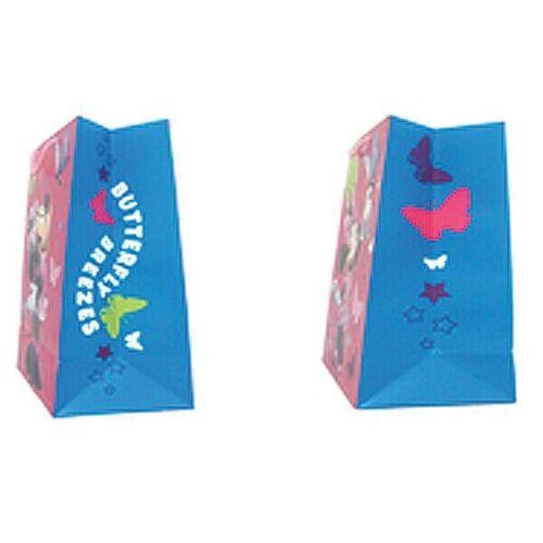 Medium Gift Bag Disney Minnie Butterflies