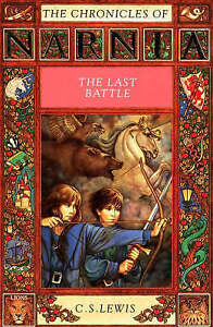 034-AS-NEW-034-The-Last-Battle-The-Chronicles-of-Narnia-Lewis-C-S-Book