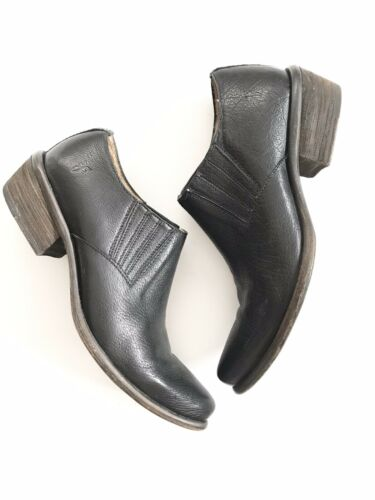 FRYE Women's Black Bootie Shoes Sz 8 M