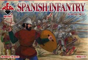 RED-BOX-1-72-ESPANOL-Infanteria-16-Century-Set-2-72097