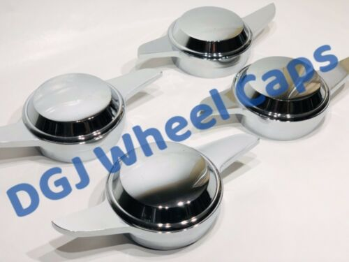 M 2 Bar Smooth Chrome Knock-Off Spinners /& Lead Hammer for Lowrider Wire Wheel