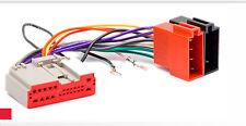 CARAV 12-135 Autoradio Adapterkabel ISO für FORD Fusion Fiesta LAND ROVER