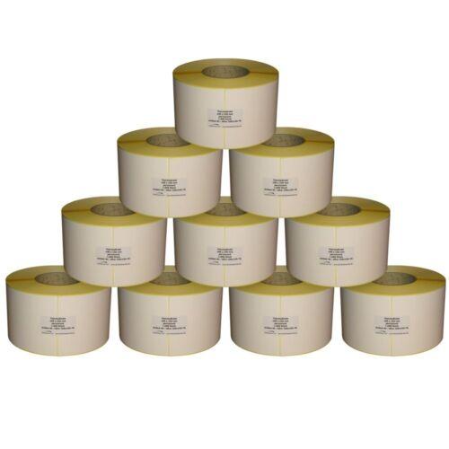 Thermo Haftetiketten auf Rolle 10.000 Stück für DHL 100 x 150 mm GLS UPS