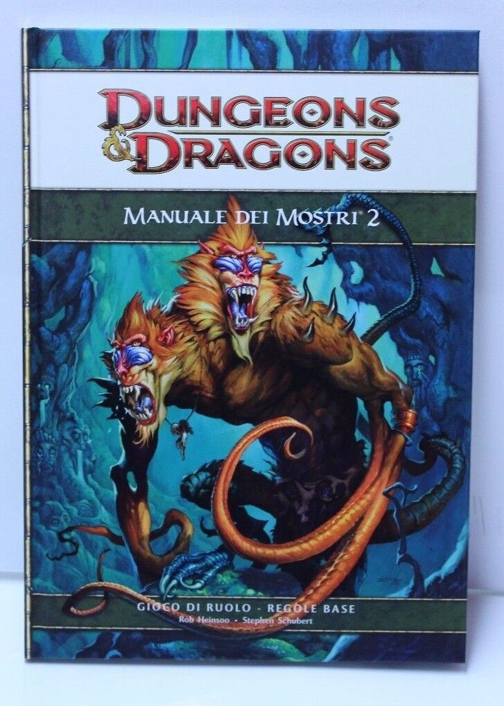 Dungeons & Dragons (Manuale dei mostri 2)