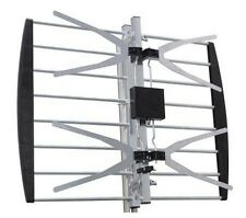 STELLAR LABS 30-2420 Dual Bay Outdoor UHF/HDTV 30 Mile Bowtie Television Antenna