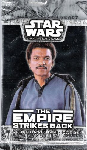 WOTC Star Wars TCG - The Empire Strikes Back Booster Pack 11 cards factory fresh