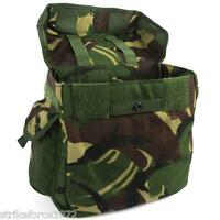 New Army Issue DPM Camouflage PLCE S10 Respirator Haversack Bag