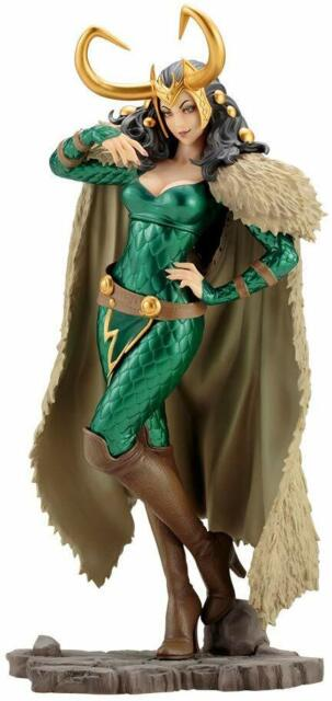 Kotobukiya MARVEL Pretty MARVEL UNIVERSE Loki 1/7 scale PVC painted PVC Figure