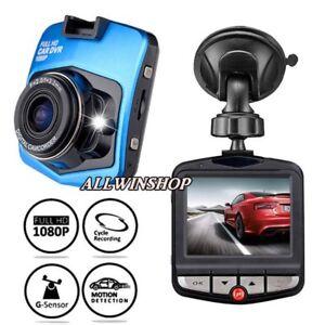 "HD 1080P Dash Cam Video Recorder night vision Mini 2.4"" Car Camera Vehicle DVR H"