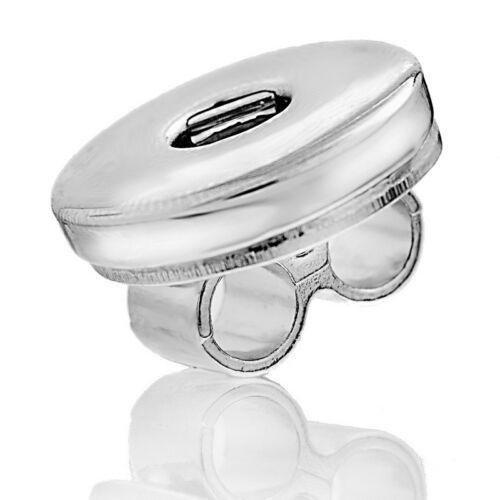 Gift Wholesale 2 trous disque Fit Snap Buttons Round 19 mm