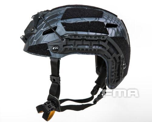 12 Colors FMA Tactical Airsoft Paintball Caiman Ballistic Multicam Helmet M//L
