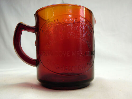 Jade // Jadeite or Ruby Red Green 1 Cup Measuring Cup with 1 Spout Select 1
