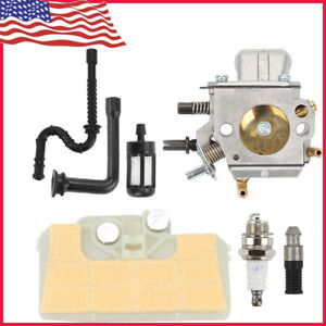 Carburetor-For-Stihl-029-039-MS290-MS310-MS390-ZAMA-Carb-Air-Fuel-Oil-filter-kit