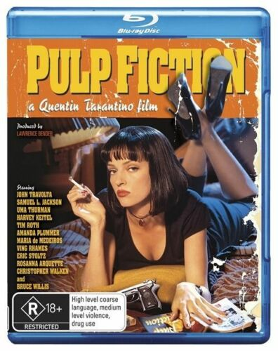 1 of 1 - Pulp Fiction (Blu-ray, 2009)