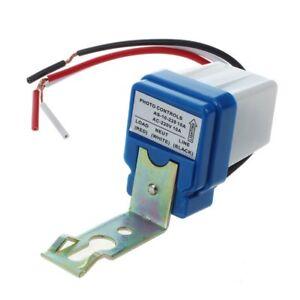 10A-AC-220V-Lichtschalter-Schalter-Ein-Ausschalter-Lichtsteuerung-Nagelneu-O5-OE