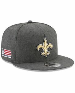New-Orleans-Saints-New-Era-9Fifty-Crafted-In-America-Field-Snapback-Hat-Cap-NFL