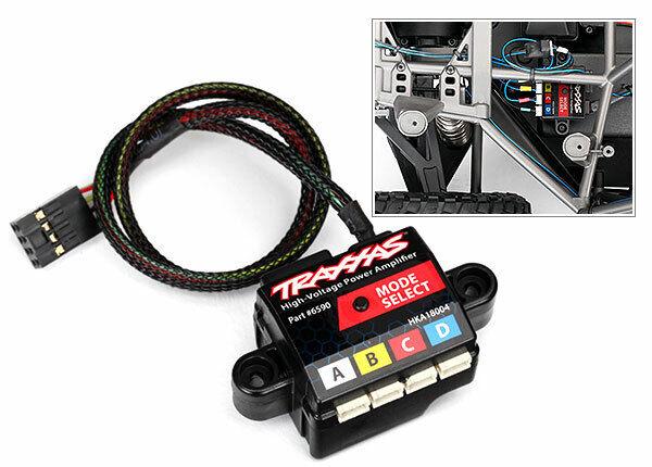 acquista la qualità autentica al 100% Traxxas 6590 6590 6590 High-Voltage energia Amplifier Bre nuovo  marche online vendita a basso costo