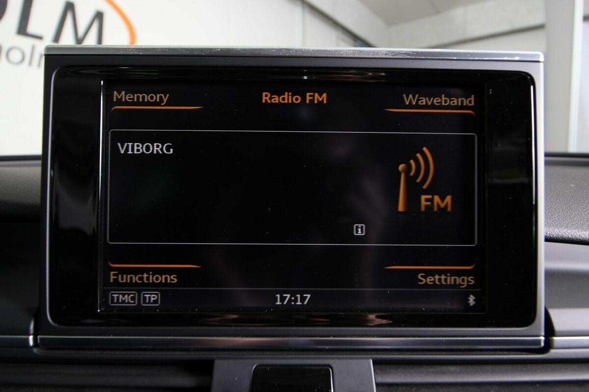 Audi A6 3,0 TDi 218 Avant S-tr. Van