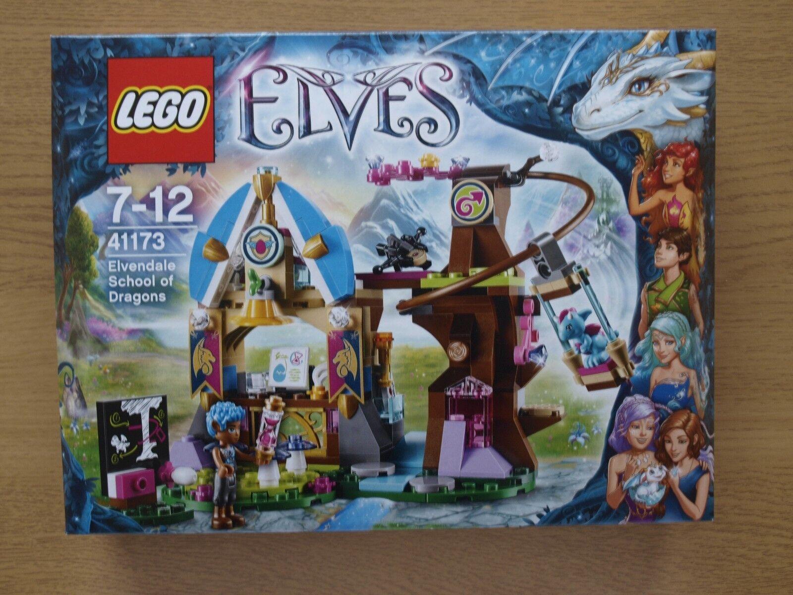 LEGO Elves 41173 L'école des dragons d'Evendale Nouveau