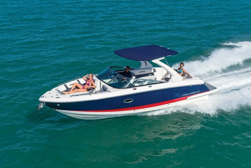 Chaparral, Motorbåd, fod 29