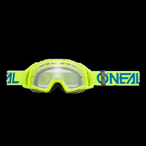 O /'Neal Crossbrille ENDURO B 20 FLAT ONEAL Giallo Neon Blu UVP 59,99 €
