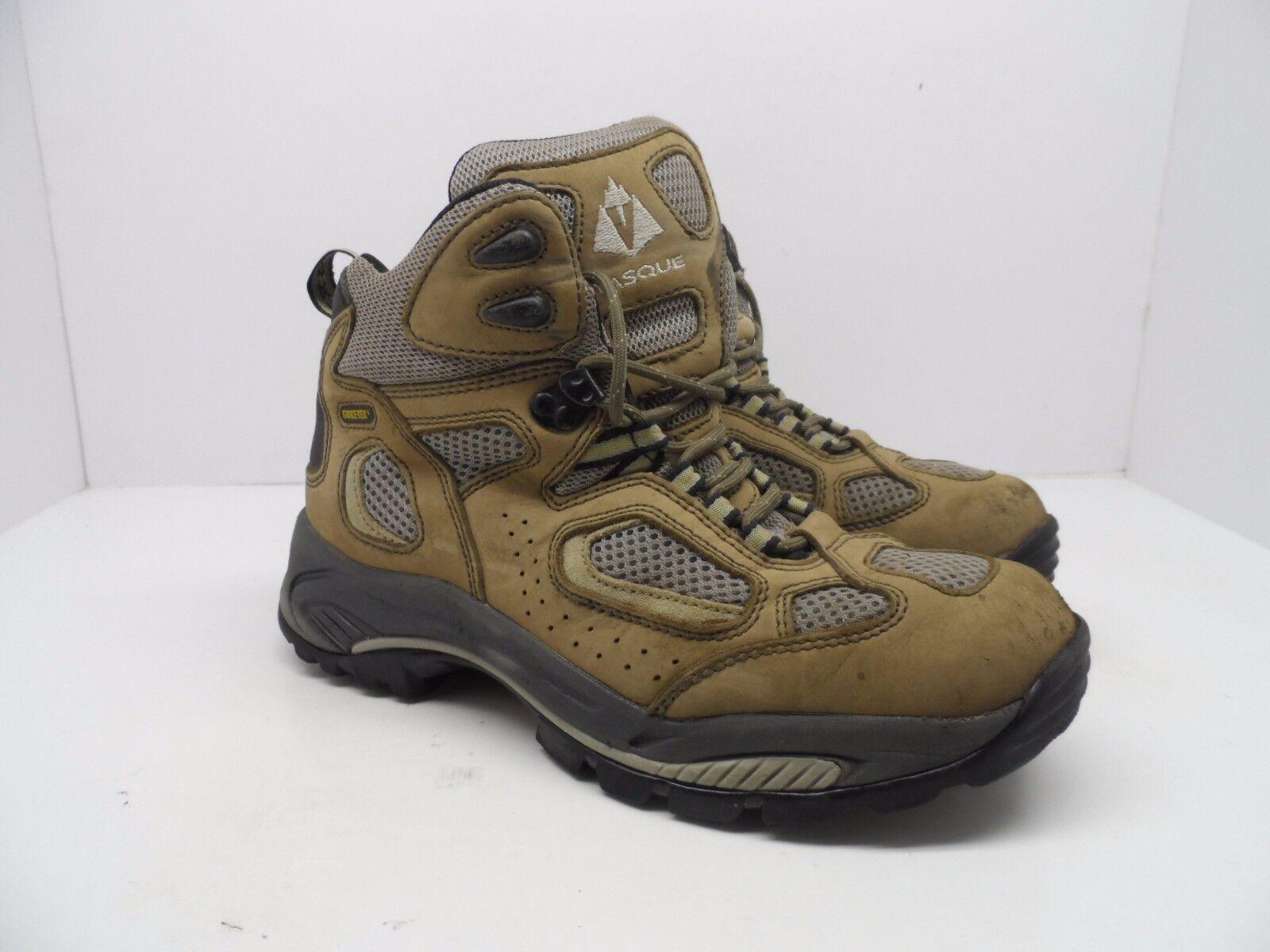 Vasque Women's Breeze Gore-Tex Hiking Boot Beige Size 9.5M