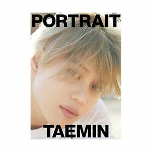 SHINee-TAEMIN-Photobook-PORTRAIT-Photo-Book-160p-Random