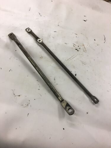 2 X 4 Engine//trans Support Bars  Used John Deere Gator 6 X 4