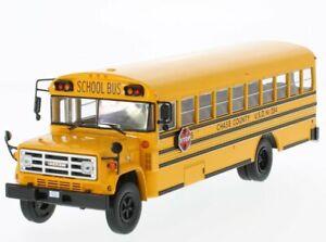 GMC 6000 - 1990 - Scool-Bus - IXO 1:43