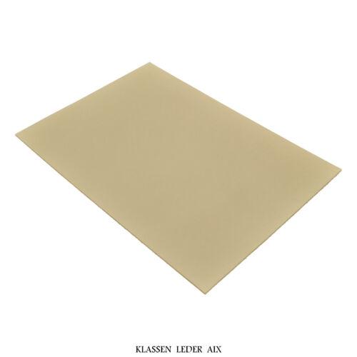 Blankleder 2,0 mm Dick Vegetabil Natur Rindleder Punzieren Echt Leder 20-2