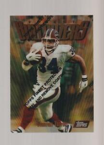 1997-Topps-Finest-B18-54-Thurman-Thomas-card-w-coating-Buffalo-Bills