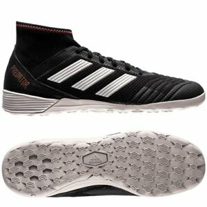 dueña En consecuencia combustible  adidas Predator 18.3 Tango IN Indoor 2018 Soccer Shoes New Black - Gold  White | eBay