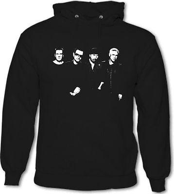 BONO MUSIC HOODIE U2 MENS LADIES UNISEX HOODY GIFT W40