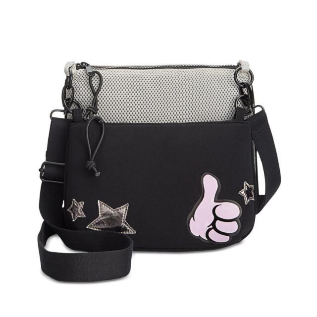 Burberry Womens Baby Banner Black Crossbody Handbag Purse Small Bhfo 7270 For Sale Online Ebay